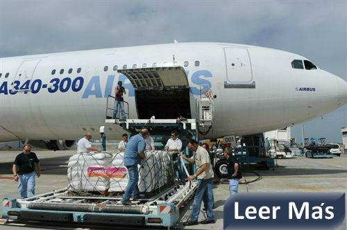 Transporte Logístico Aereo