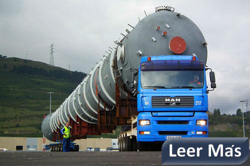 Transporte de carga peligrosa